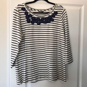 Lands End Women's Sweatshirt